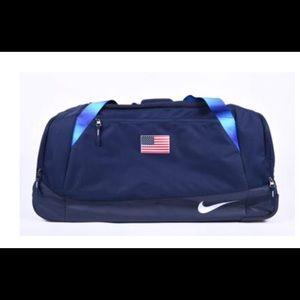 EUC Nike 2016 Olympics Rio USATF team Roller Bag